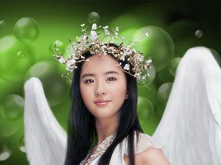 如何画刘亦菲小龙女的妆容?