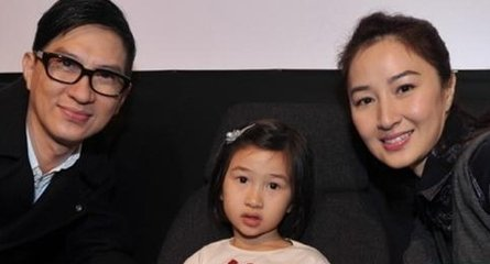 马琳老婆_张家辉为什么娶关咏荷,几个孩子,女儿照片近况,和老婆关咏荷 ...
