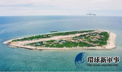 南沙岛礁填海最新面积,南沙岛礁填海规划图,中国南沙岛礁填海情况