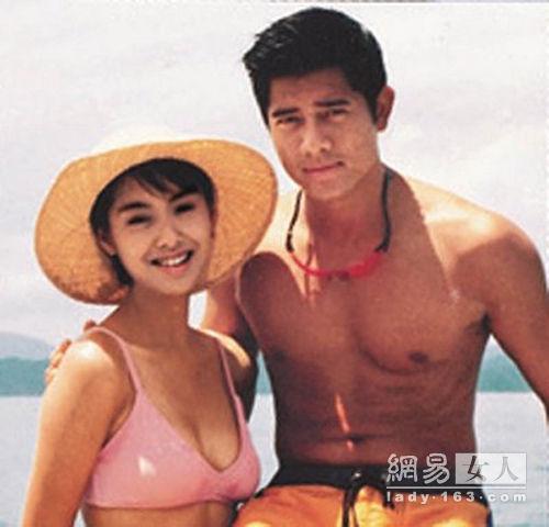 细数郭富城的12任女友, 郭富城恋网红方媛秀恩爱为什么会被骂(3)