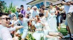 包贝尔伴娘门事件被设计是谁做的?包贝尔在婚礼上带头闹伴娘