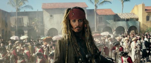 加勒比海盗5样片泄露片源链接视频, 揭第五部啥时候播出内容介绍