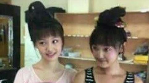 郑爽替身竟像双胞胎对比照片!妍妍郑爽什么关系微博个人资料私照(2)