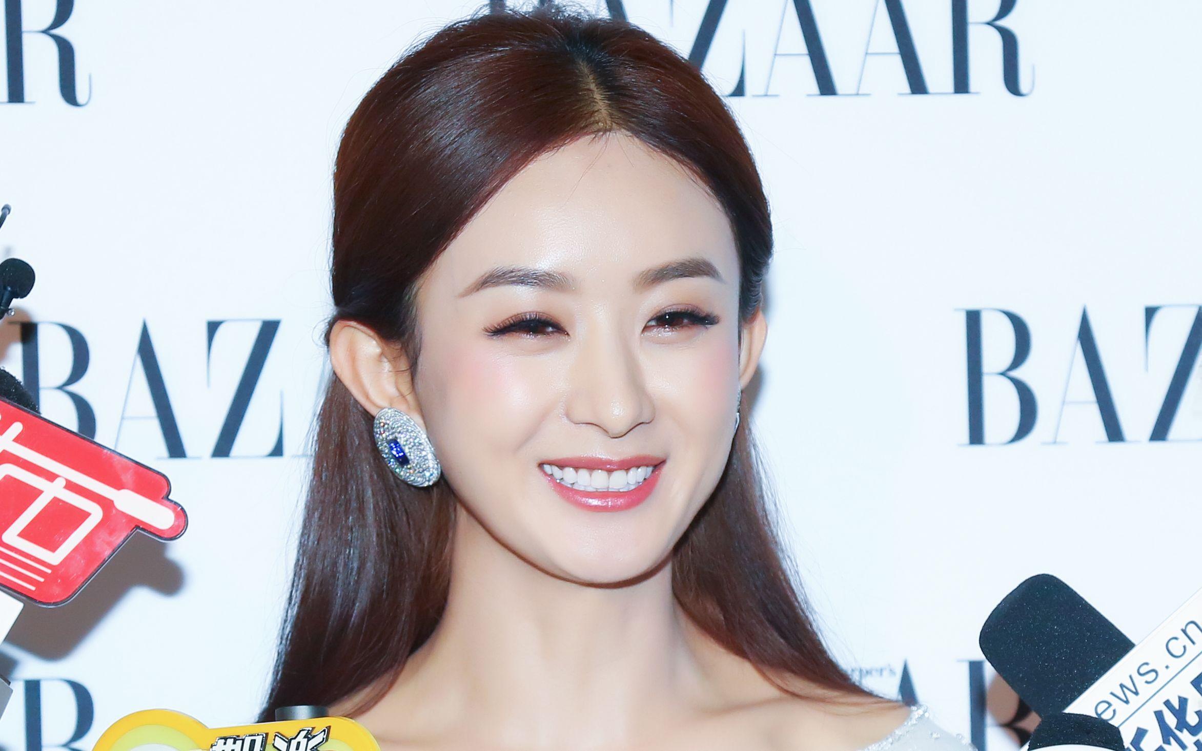 赵丽颖又双叒叕被曝怀孕结婚了!对象真的是冯绍峰吗?