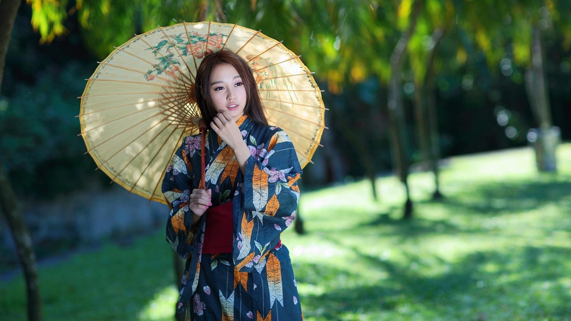 日本女人穿和服是为了什么,万万没想到和服这么复杂