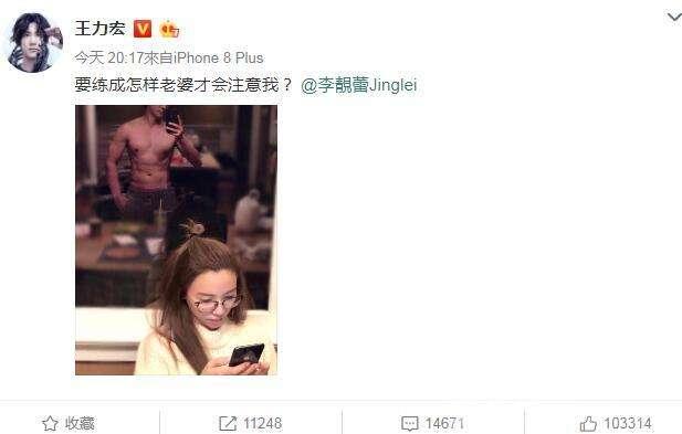 李靓蕾学历真的假的也太惊人了吧,王力宏老婆李靓蕾照片