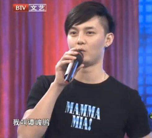 尹正为什么叫谭峻鹏?尹正个人资料是哪里人